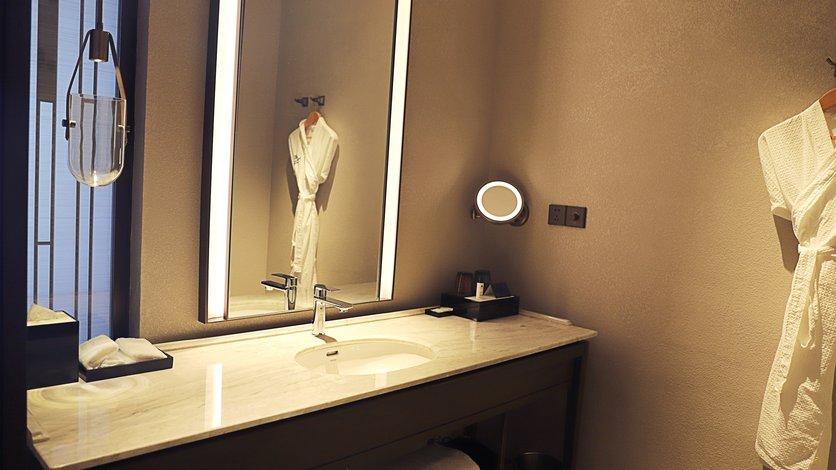 Wanda Realm Chengdu Guest Room