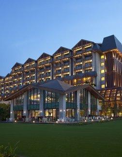 新加坡圣淘沙名胜世界逸濠酒店(Resorts World Sentosa - Equarius Hotel Singapore)
