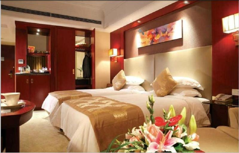 Yuloon Hotel Shanghai Room Type