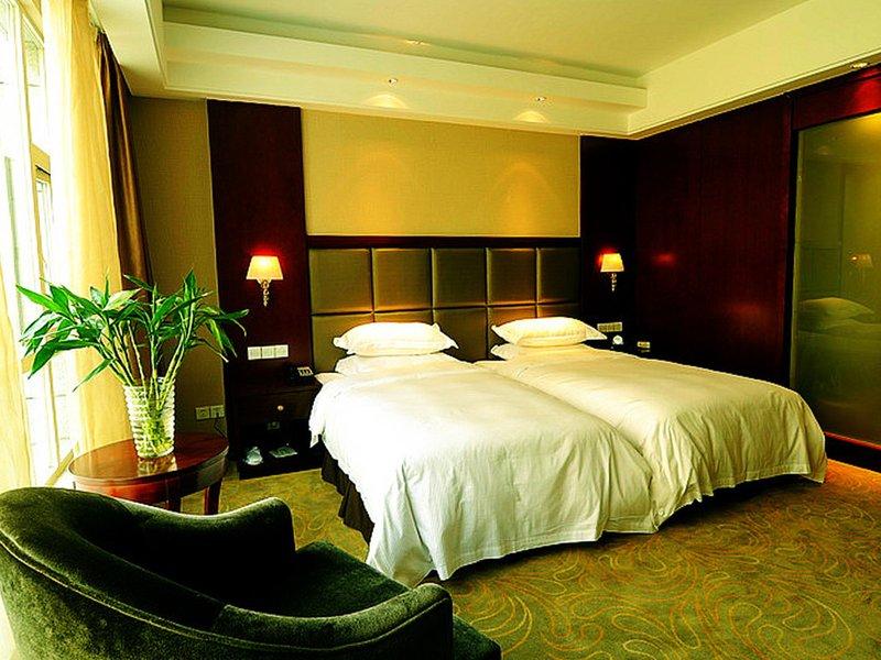 成都九天国际大酒店房型
