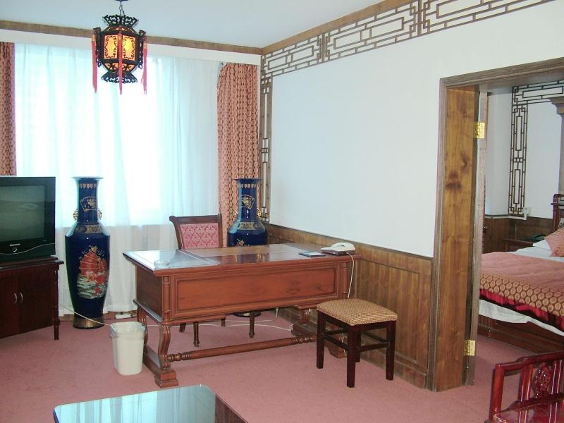 Qinghai Yongfeng overseas Chinese building Xining Room Type