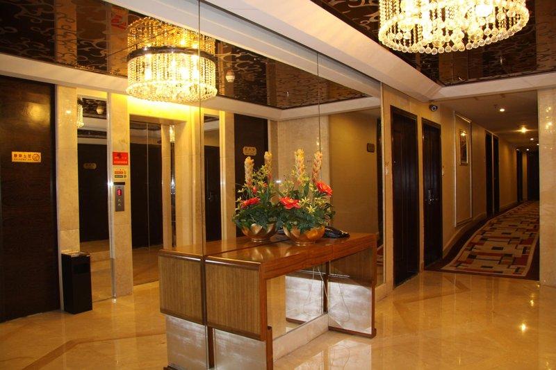 Milu Hotel Guangzhou Lobby