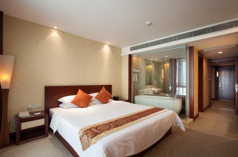 Landmark International Hotel Science City Room Type