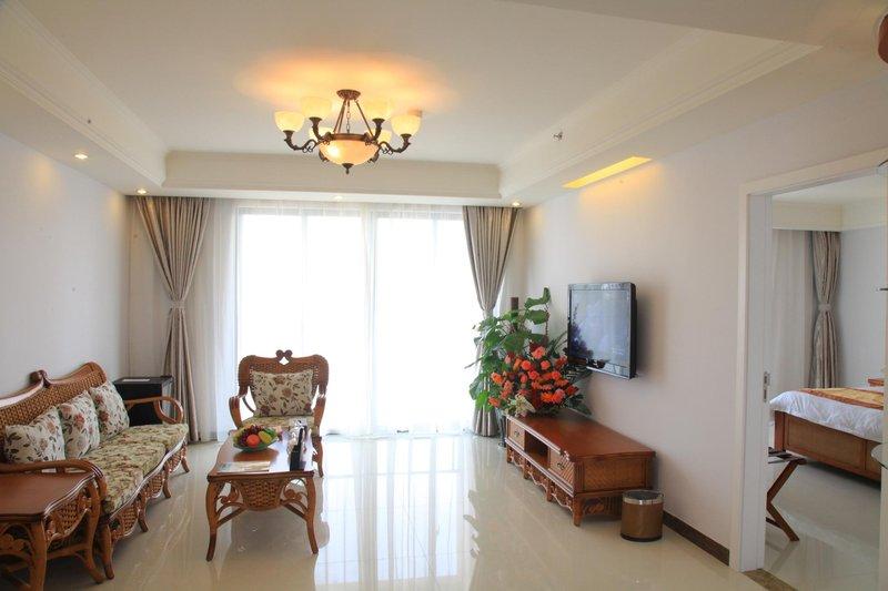 三亚双岛度假酒店(青岛一疗三亚疗养院)房型