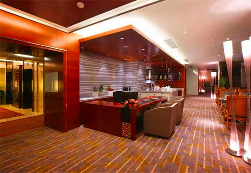 Tieqiao Jianguo Hotel Leisure room
