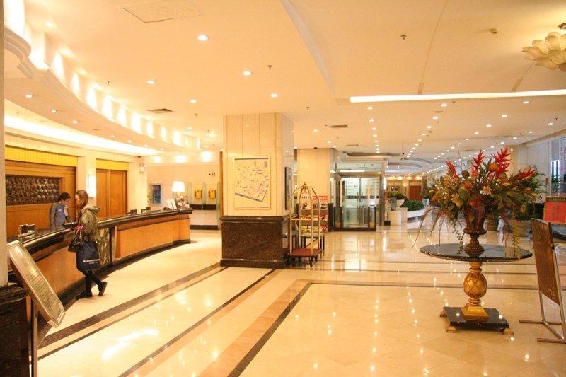 北京凯富酒店公共区域