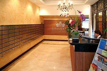 Yuting International Apartment Lobby