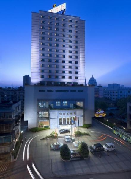 Weilong Hotel Over view