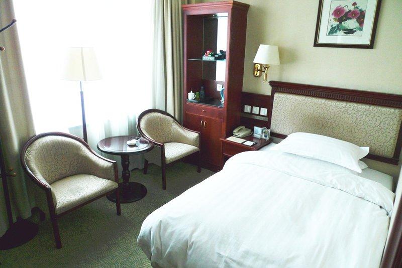 威海市政府亚朵酒店(原白天鹅宾馆)房型
