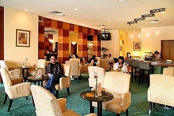 Courtyard Hotel Wuxi Lobby