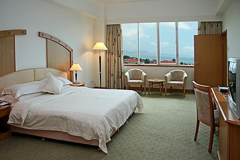 三亚金银岛海景大酒店房型
