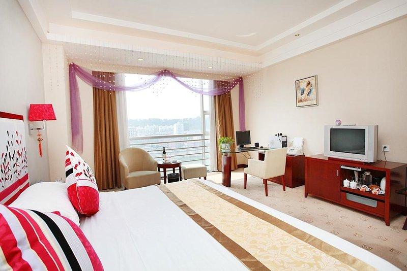 张家界喜来顿国际大酒店房型