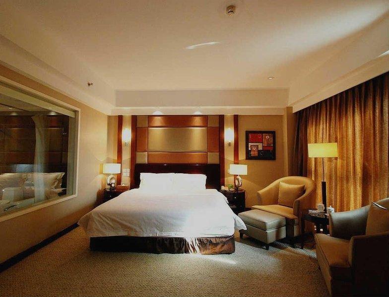 青岛花园大酒店—贵宾楼房型