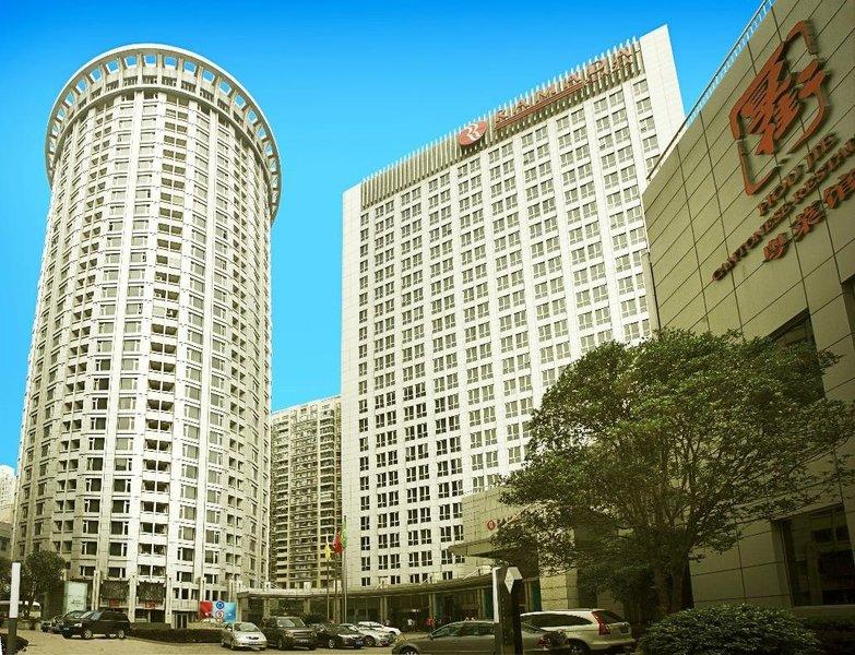 Ramada Plaza Shanghai Gateway Over view