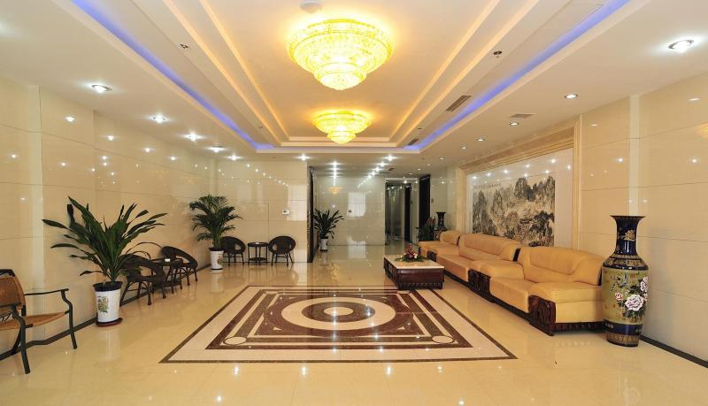 Jinqiao Hotel Hohhot Lobby
