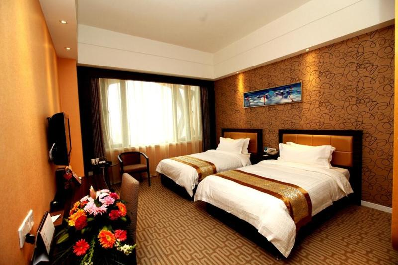 New Beacon Jinyinhu International Hotel Room Type
