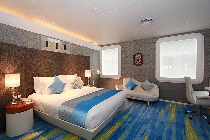 Aqua Hotel Room Type