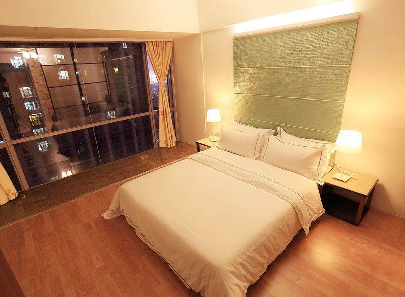 广州中怡城市酒店公寓房型