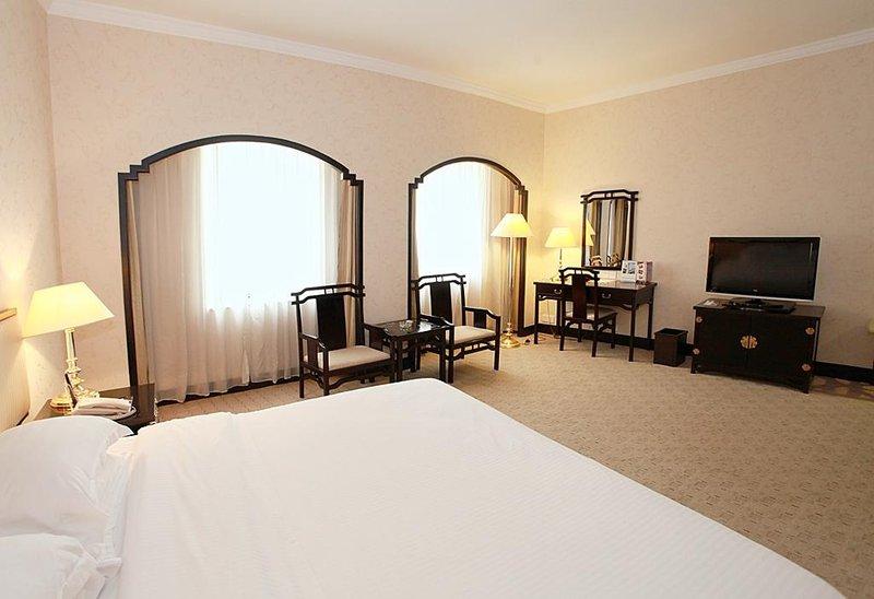 珠海银都嘉柏大酒店房型