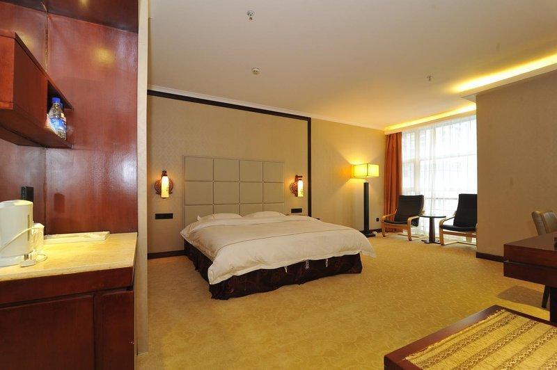 广州中怡酒店房型