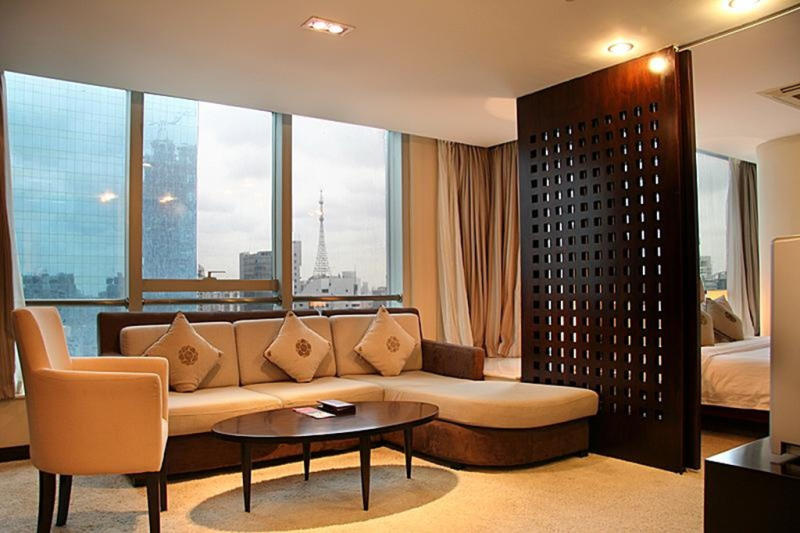 Tymis Plaza Shanghai Jing'an Room Type