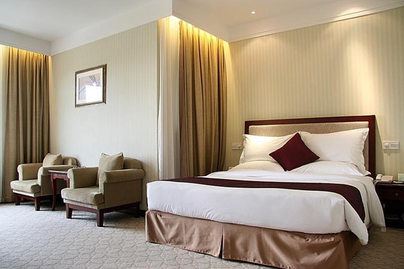 上海佳友唯景大酒店房型