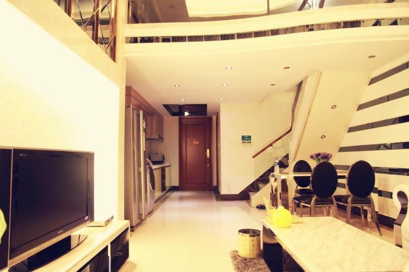 广州嘻哈酒店公寓(北京路金润铂宫店)房型