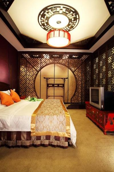 Jianguo Hot Spring Hotel Room Type