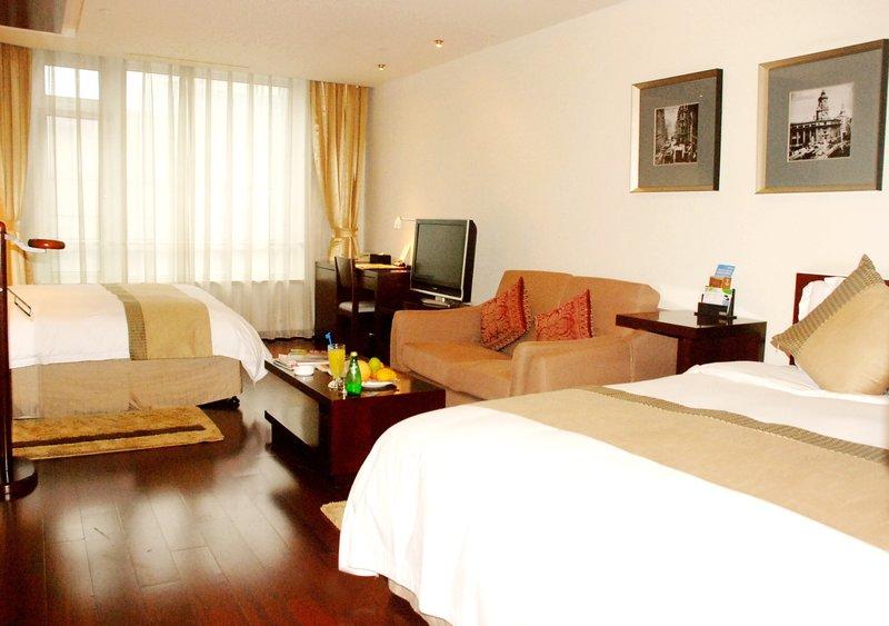 Ramada Plaza Shanghai Gateway Room Type