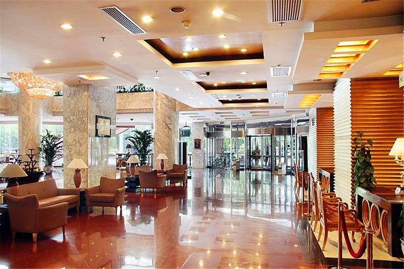Beijing Capital Xindadu Hotel Lobby