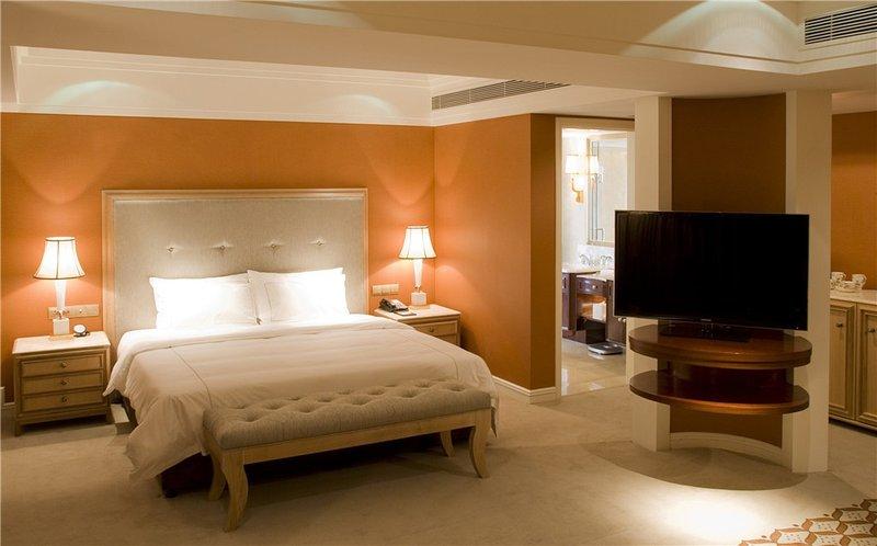成都世代锦江国际酒店房型