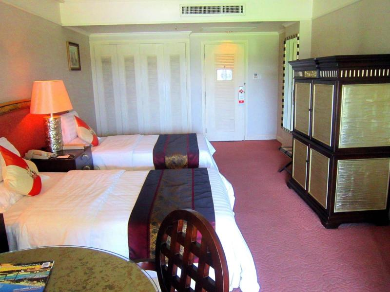 Meishi Mayflower International Golf Club Room Type