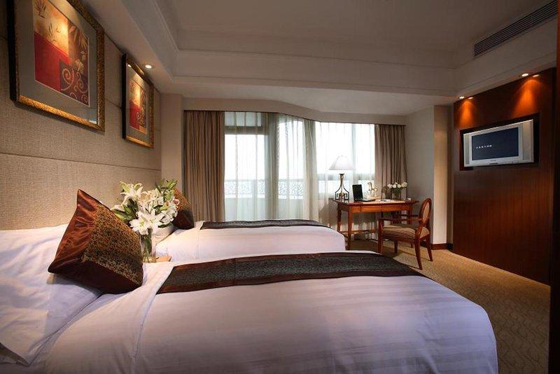 上海虹桥美爵酒店房型