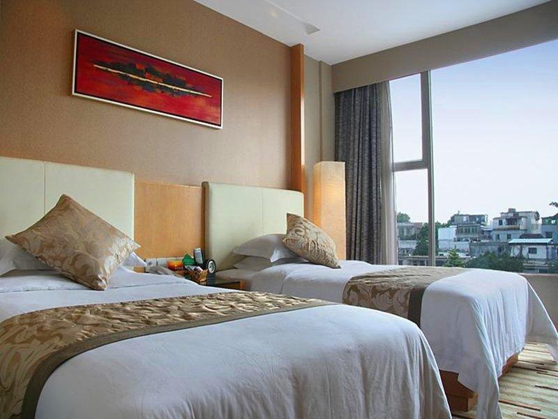 Huayu Minfu Hotel Room Type