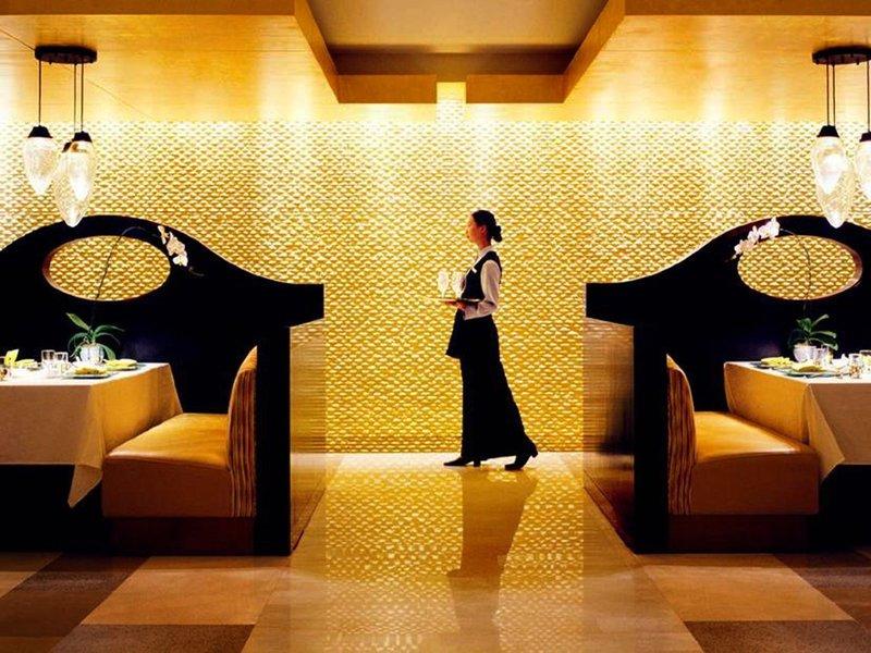Marriott Executive Apartments at Tomorrow Square S Restaurant