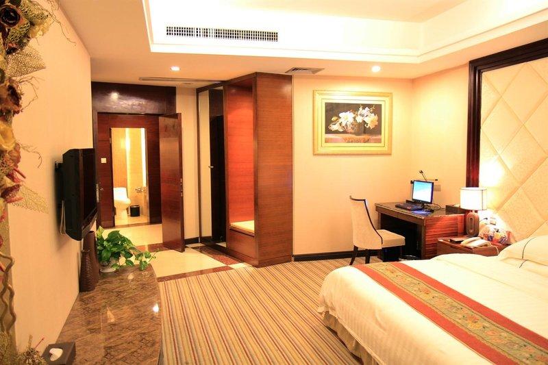 广州卡尔文大酒店房型