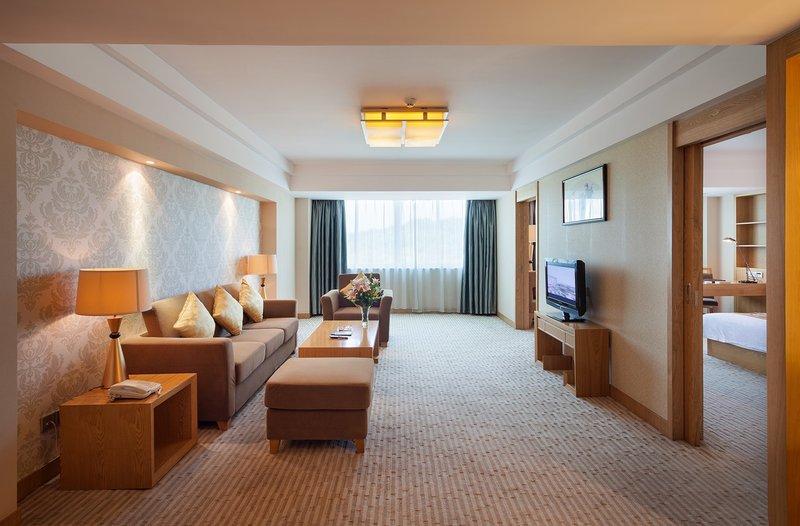 广州科学城华厦国际商务酒店房型