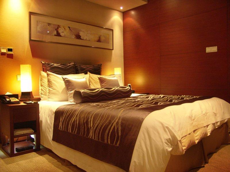 上海新园华美达广场酒店房型