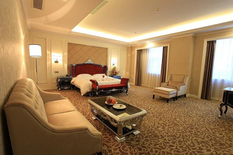 珠海荣丰酒店房型