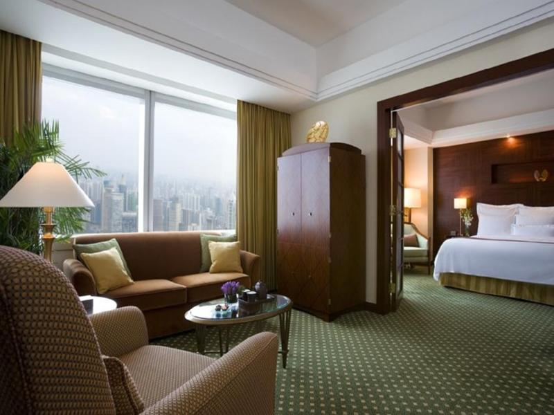 Marriott Executive Apartments at Tomorrow Square S Room Type