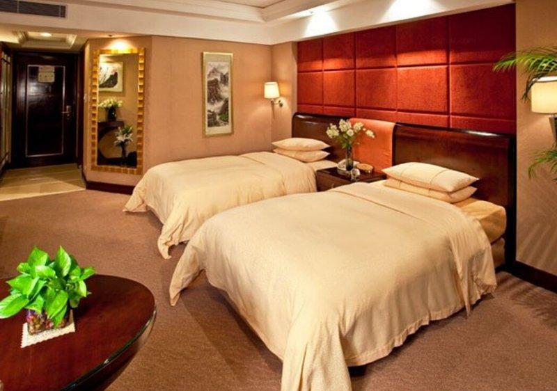 Chinflux Mandarin Hotel Room Type