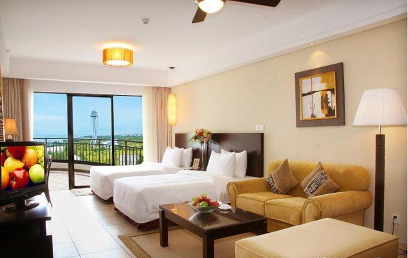 Golden Sunshine Tide Hot Spring Resort Room Type