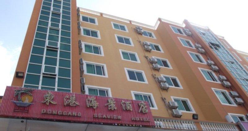 Donggang Sea View Hotel Sanya Over view