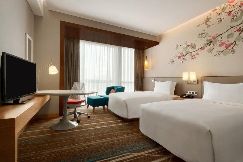 深圳宝安华盛希尔顿花园酒店房型