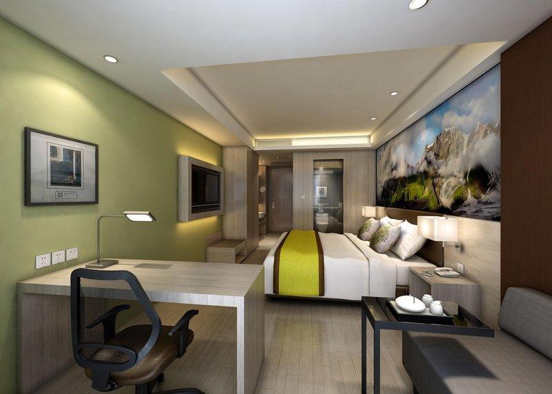 西安大兴亚朵酒店房型