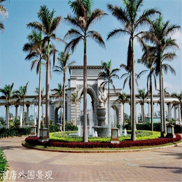 海口美视五月花高尔夫度假酒店外观