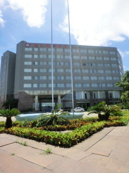 珠海阳光机场酒店