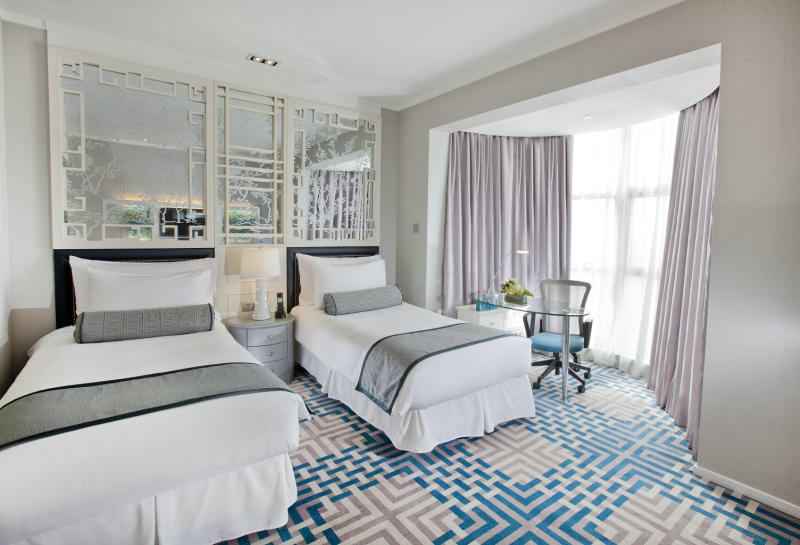 Dorsett Shanghai Room Type