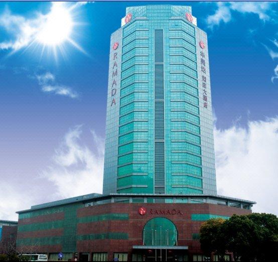 无锡华美达梨庄大酒店-无锡外观