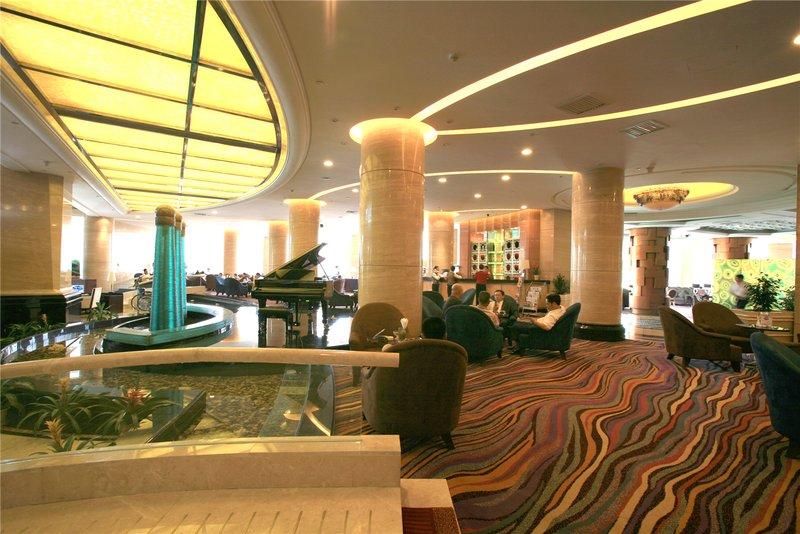 长沙华雅国际酒店公寓大堂/接待台